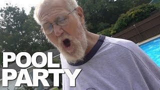 Repeat youtube video THE POOL PARTY!!