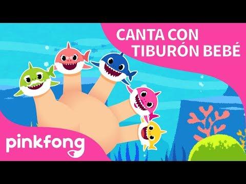 Deditos Tiburon Canta Con Tiburon Bebe Pinkfong Canciones