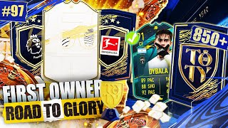 TOTY UPGRADE PACKS GRIND! ANOTHER BABY OR MID ICON SBC - FIRST OWNER RTG #97 - FIFA 21 Ultimate Team