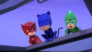 Pj Masks English Full Episodes ★ 6 ★ PJ Masks Disney Junior Video Full Episodes 2016