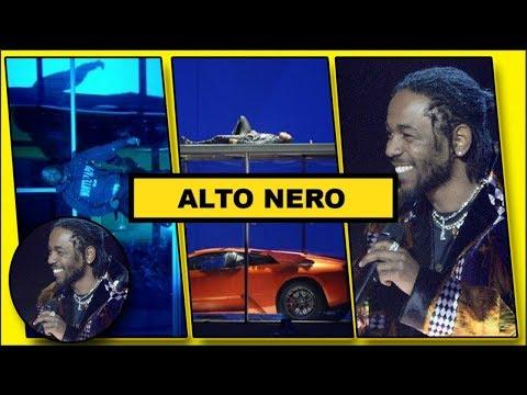 Kendrick Lamar's BRIT Awards Performance 2018 | Full Performance |