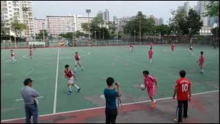 2016年主教盃4強 梨天VS佑華 下半場