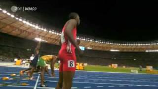 Incredible World Record 100m Usain Bolt 9.58