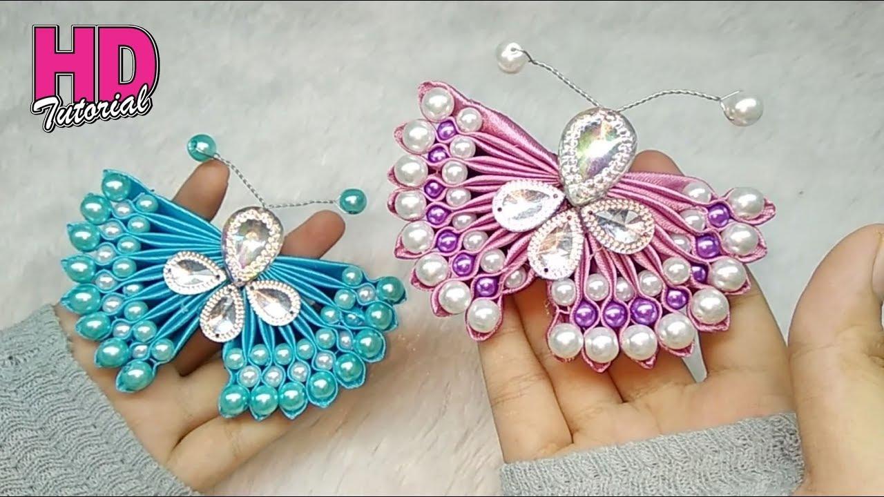 Diy Tutorial Bros Kupu Kupu Butterfly Broach By By Irma Isnaini