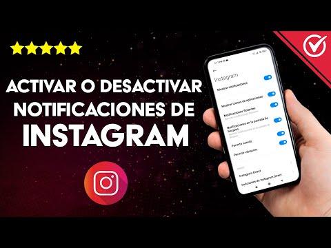 Cómo Activar o Desactivar las Notificaciones de Instagram en PC, iPhone o Android