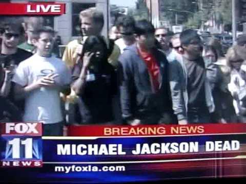 Michael Jackson Dead (Best Description)