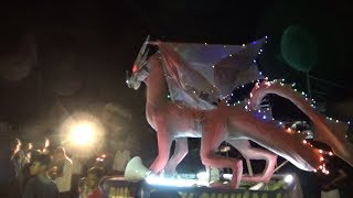 acara paling dinanti saat lebaran idul fitri arak arakan karangawen 1438