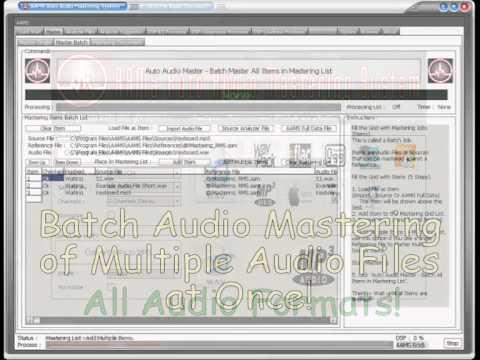 aams auto audio mastering system v3 keygen