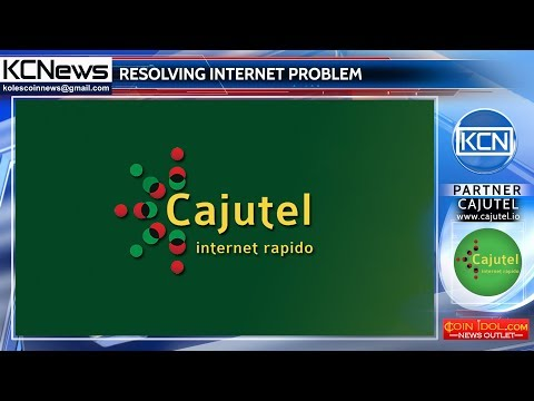 Cajutel ICO: Resolving the internet problem in West Africa