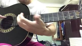 Nụ hồng của tôi - Quang Vinh - Guitar cover by D4rkRyu