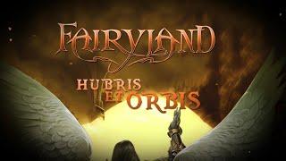 FAIRYLAND - Hubris Et Orbis (Lyric Video)