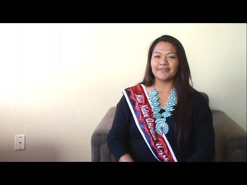 American Indian Education Fund Scholarship Recipient: Dearlynn
