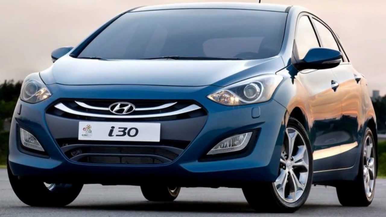 Hyundai I30 2013 Youtube
