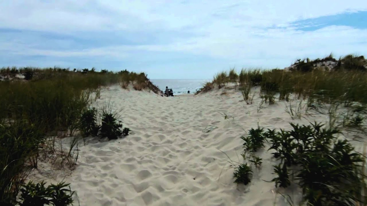 Island Beach State Park - Summer 2012 - YouTube