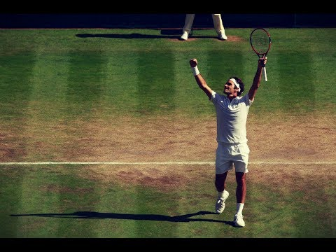 Roger Federer | The King in his Kingdom | HD