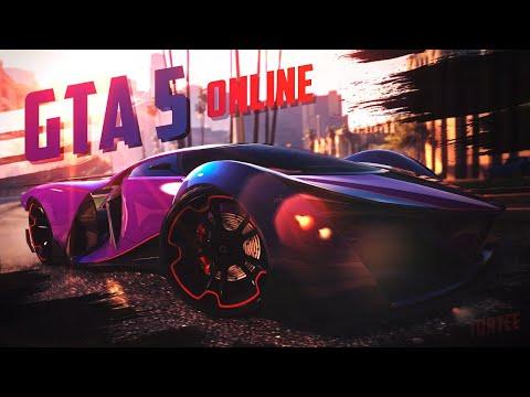 🔴Гонки в GTA 5 Online🔴Потеем на первое место🔴