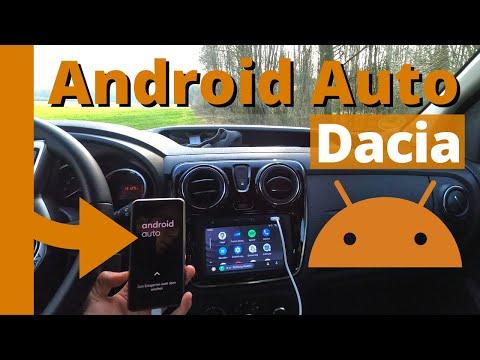 ANDROID AUTO Im Dacia Dokker Vorgestellt! Ausführliche Erklärung Aller Funktionen + Meine Meinung 😊