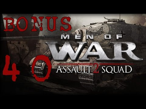 ✪Men of War: Assault Squad 2 - Call of Duty Campaign/Mod - #40, Bonus✪  