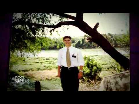 Clark Johnsen - A Mormon missionary in real life and in the Book of Mormon Musical.