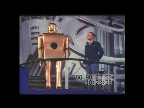 1939 WORLD'S FAIR NEW YORK' ELECTRO' Stock Footage HD