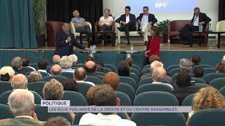 Yvelines | Politique : Les élus yvelinois de la droite et du centre rassemblés