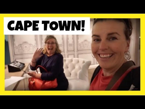 CAPE TOWN SOUTH AFRICA: THE MARLY HOTEL CAMPS BAY! TRAVEL VLOG!