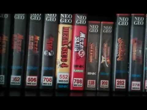 Neo Geo AES/MVS Collection