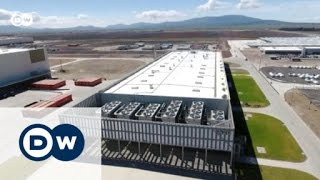Audi factory opens in Mexico | Drive it!