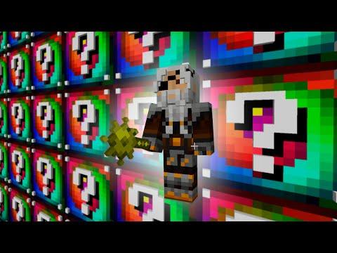Minecraft: LUCKY SPIRAL   PIRATA ENANO!!   Desafío de la Suerte Especial - #109