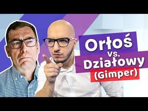 Tomasz Działowy (Gimper): o przejściu do telewizji, muzyce, YouTube i 'Lekko nie Będzie'