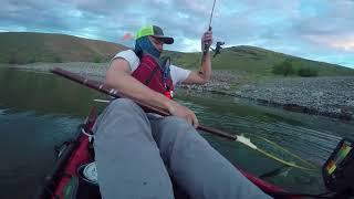 Kayak Fishing Oregon- Brownlee Crappie Shootout 2018 HD
