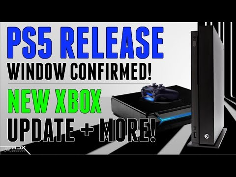 BIG Xbox News! PS4 Is DONE, PS5 Release Window LEAKED! April NPD, Battlefield 5 News, E3 2018 :RDX