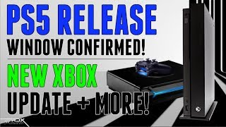 BIG Xbox News! April NPD, PS4 Is DONE, PS5 Release Window LEAKED! Battlefield 5 News, E3 2018 :RDX