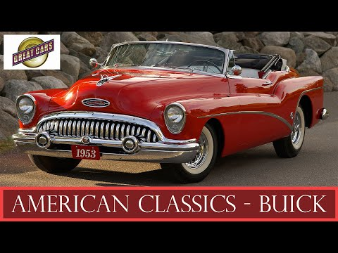 Great Cars: American Classics Episode 3: Buick