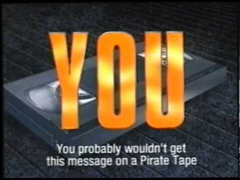 Australian  Piracy Ad late 1990s2000s