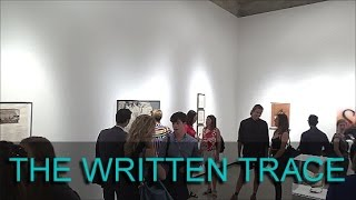 PAUL KASMIN GALLERY - The Written Trace