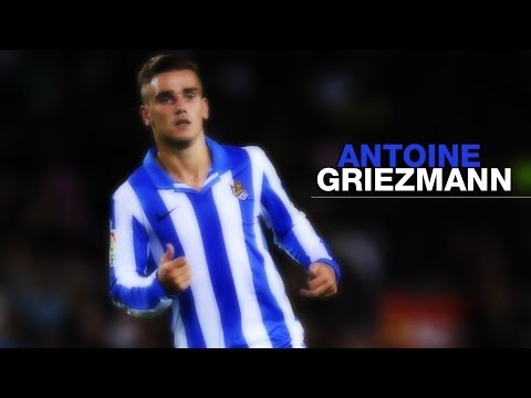 Antoine Griezmann   Real Sociedad   Goals, Skills, Assists   2013/14 - HD