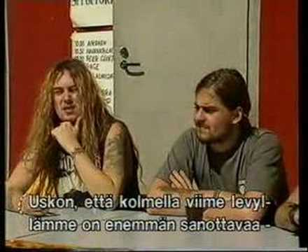 Sepultura Interview @ Giants of Rock - 1991