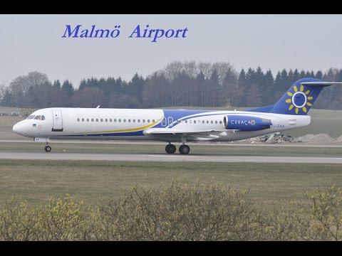 Malmö Airport 2016-04-04