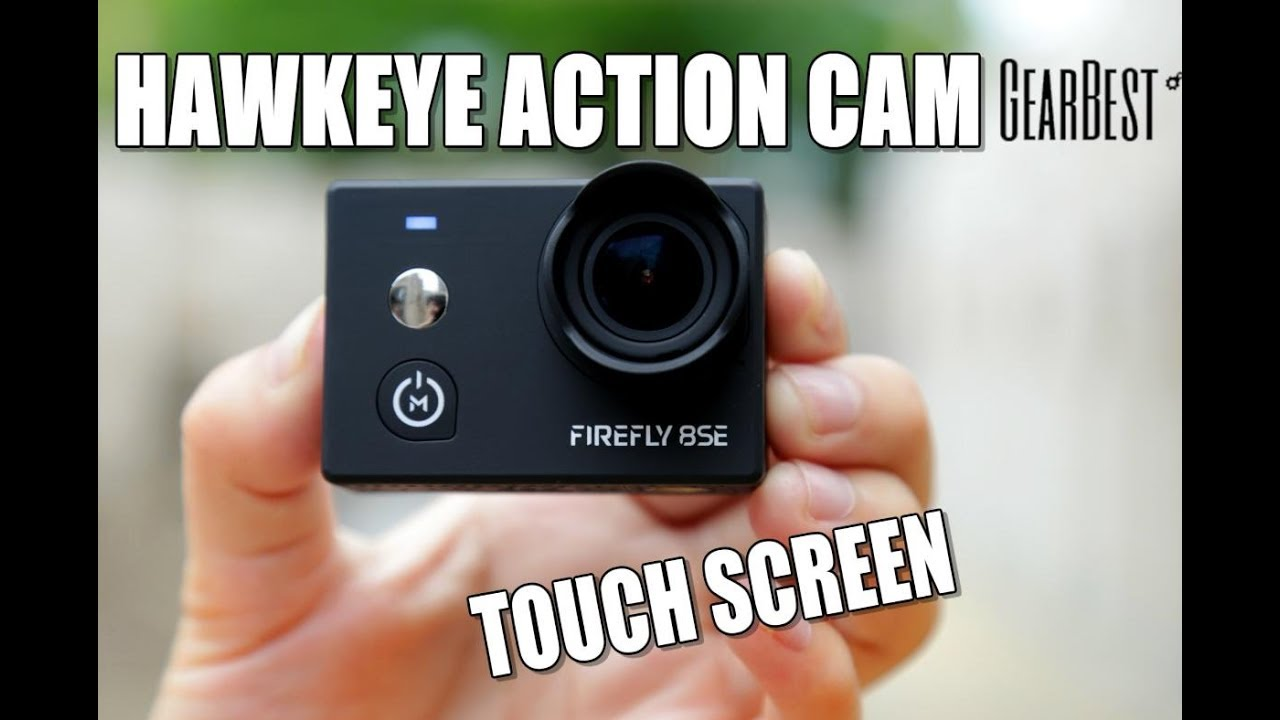 4K Action Camera Hawkeye Firefly 8SE Flash Sale from $99 99