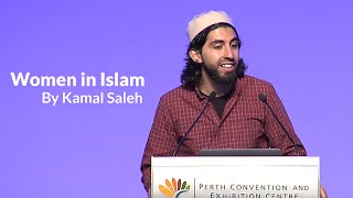 Kamal Saleh || SPOKEN WORD || Women in Islam