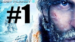 Lost Planet 3 - Gameplay Walkthrough - Part 1 - It