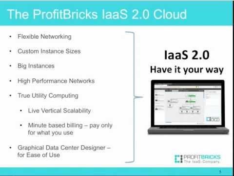 Profit Bricks: HPC in the Cloud