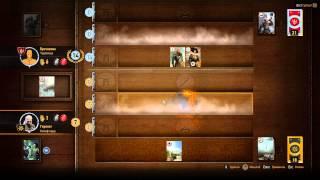 The Witcher 3. Гвинт. Высокие ставки (турнир).