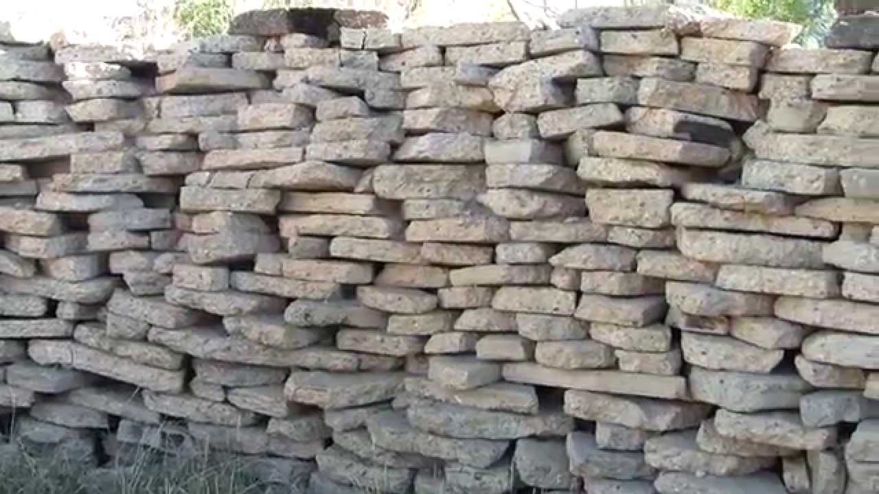 Broken Concrete Rubble Construction Youtube