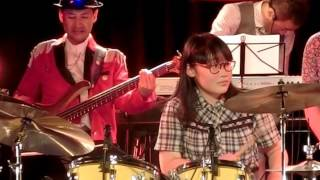 2016.6.25に行われたドラム教室『studio J』主催の生徒さん発表会ライブ...