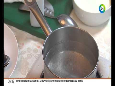 Недорогой рецепт Внимание Рисовая каша с тыквой и яйцом пашот. Рубрика Пора завтракать