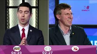 ALEGE LIBER cu Mariana Rață / 15.02.19 / Dezbateri