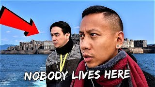 Exploring a GHOST TOWN Island in Japan   Vlog #439