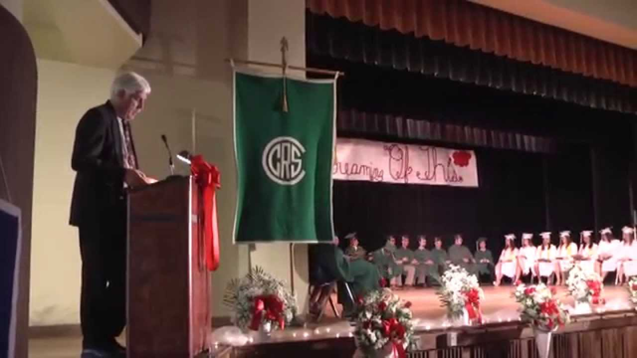 CCRS Graduation  6 26 15